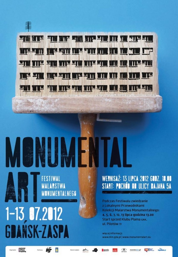 monumental art 2012 plakat do internetu